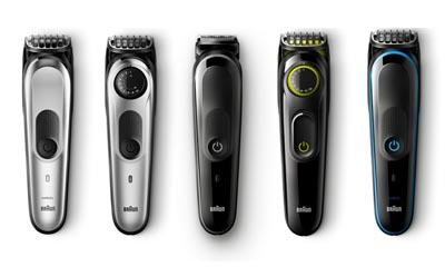 Free Beard and All-in-One Trimmers from Braun