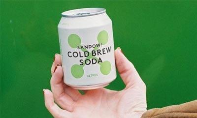 Free Cold Brew Soda Cases