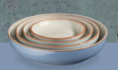 Win a Denby 'The Blue Edit' Dish Set
