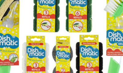 Free Cleaning Bundles from Dishmatic