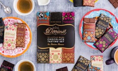 Free Divine Chocolate Hampers