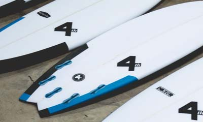 Win a Custom Fourth Surfboards