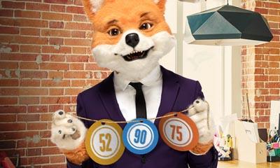 Free £40 from Foxy Bingo
