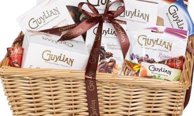 Win 1 of 5 Guylian Chocolate Hampers