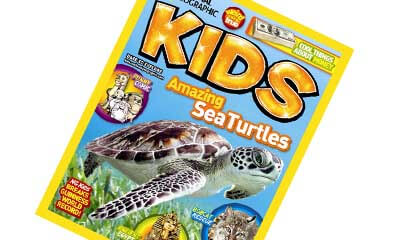 Free Kids Magazine from National Geographic