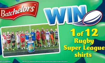 Free Rugby League Shirts