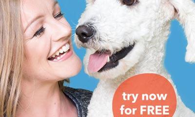 Free Two Week Supply of Dog Food