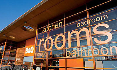 Free Products from B&Q