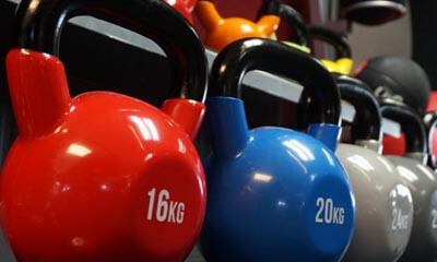 Win Origin Fitness Vinyl Coated Kettlebells