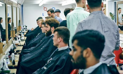 Free Haircuts & Shaves from School of Barbering