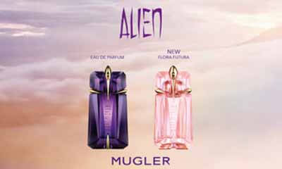 Free Alien Flora Futura Perfume from Thierry Mugler