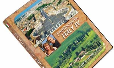 Free Footloose in Italy IV DVDs