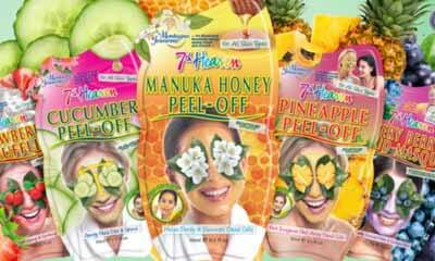 Free Face Masks from My 7th Heaven