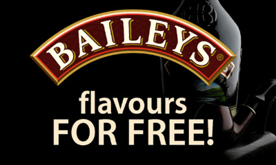 Free Baileys Orange Truffle or Almande