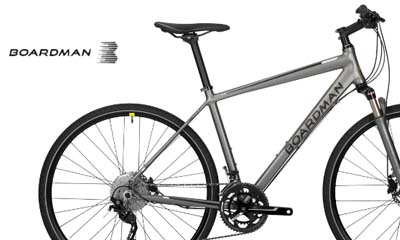 Win a Boardman MTX 8.8 Hybrid Bike