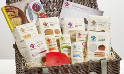 Win a Doves Farm Baking Hamper