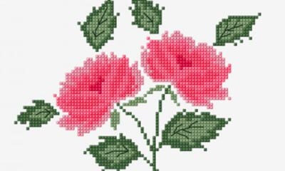 Free Embroidery and Cross Stitch Patterns