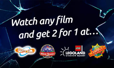 Free Merlin Theme Park Tickets