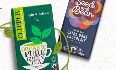 Free Seed & Bean Dark Chocolate Bar