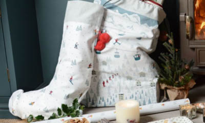 Win 1 of 4 Sophie Allport Christmas Stockings