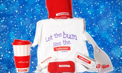 Free Winter Goody Bags from Sudocrem