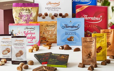Win 1 of 10 Thorntons Hampers with Marie Claire