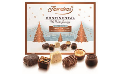 Free Thorntons Continental Winter Market Chocolates