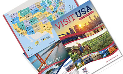 Free USA Travel Planner Guide Book