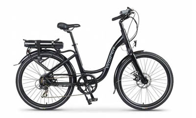 Win a Wisper Electric Bike