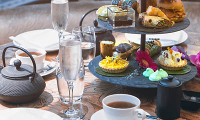 Free Afternoon Tea at Hallmark Hotels