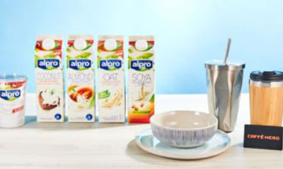Win an Alpro Hamper of Goodies