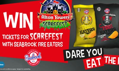 Free Pairs of Tickets to Alton Towers