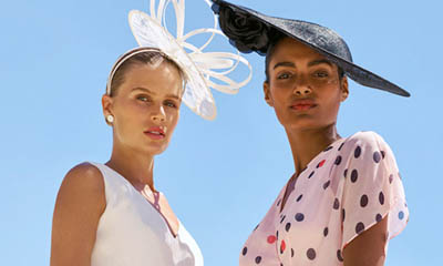Win Royal Ascot Tickets & £250 Karen Millen Gift Cards