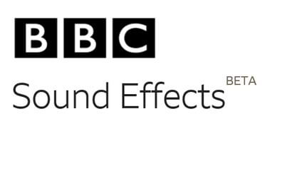 Free Sound Effects Files from the BBC