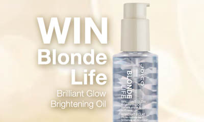 Free Joico Glow Brightening Oil
