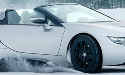 Win a Winter Driving Experience with BMW