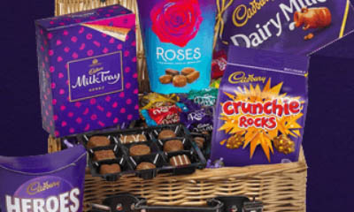 Free Cadbury Chocolate Hamper