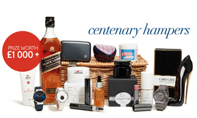 Free BA Centenary Hampers