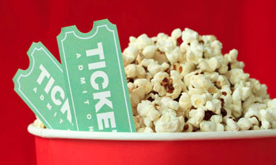 Free Local Cinema Tickets