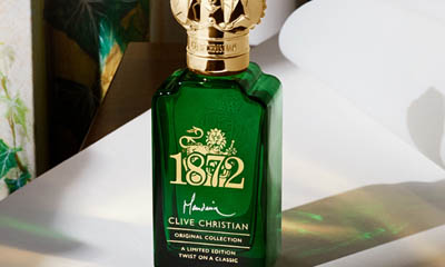 Win a Clive Christian 1872 Perfume Worth £285