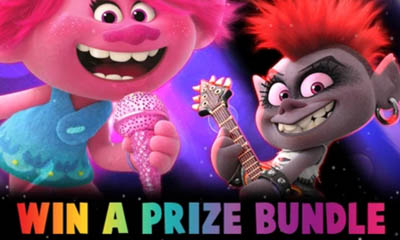 Win a Trolls: World Tour Prize Bundle