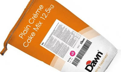 Win 1 of 8 3kg Bags of Dawn Cake Mix