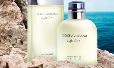 Free Light Blue Perfume from Dolce&Gabbana