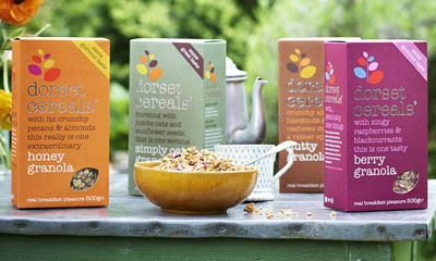 Free Boxes of Luscious Berry & Cherry Muesli