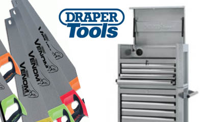 Free Draper Tool Chest & Hand Saws