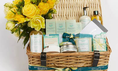 Win a Mother's Day Pamper Hamper from FatFace