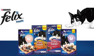 Free Felix Cat Treats