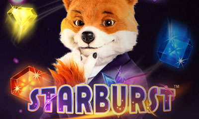 50 Free Spins on Starburst with Foxy Casino