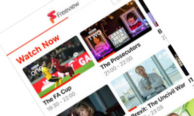Free Freview App - Live TV on your Phone