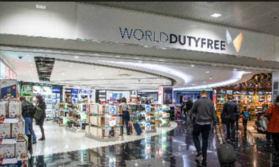 Win a £1,000 Duty Free Prize Bundle with Gatwick Airport
